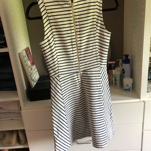 J. Crew Dresses - J crew stripped dress